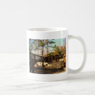 Leonard Harrison St Pk Overlook Stairs Coffee Mug