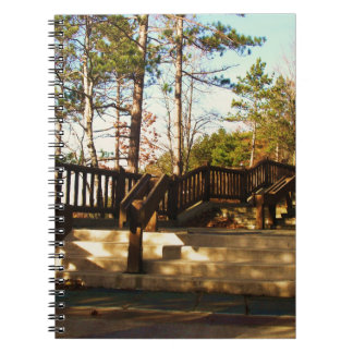 Leonard Harrison St Pk Overlook Stairs Notebook