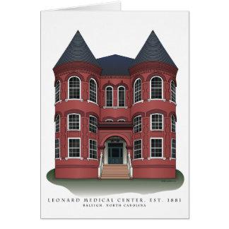 Leonard Medical Center Notecards Card