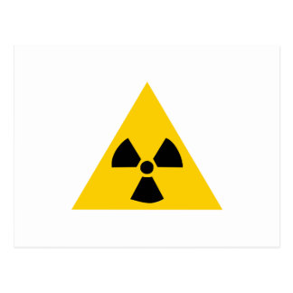 Leonard Radioactive Postcard