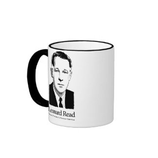 Leonard Read Pencil Mug