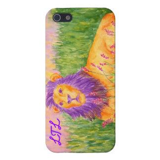 Leonard the Lion iPhone 5/5S Case