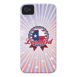 Leonard, TX iPhone 4 Fundas