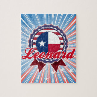 Leonard TX Puzzles