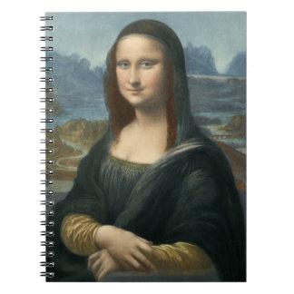 Leonarde da Vinci Mona Lisa Libreta