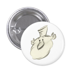 Leonardo - button small