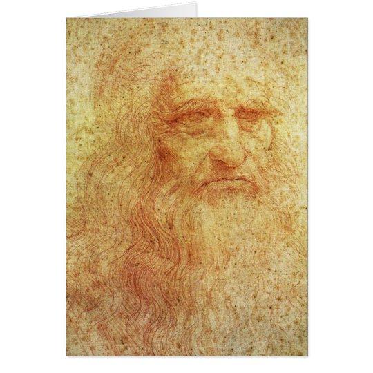 Leonardo Card