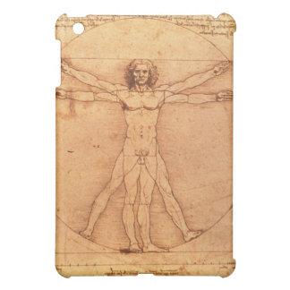 Leonardo Da Vinci Anatomy Study of human body iPad Mini Covers