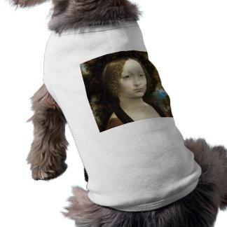 Leonardo Da Vinci Ginevra De' Benci Painting Shirt