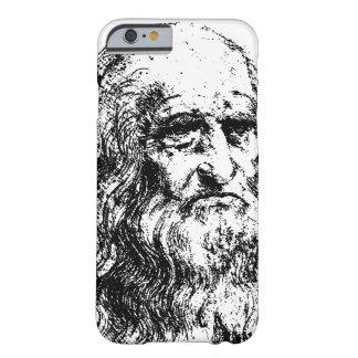Leonardo Da Vinci iPhone 6 Case