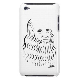 Leonardo da Vinci iPod Touch Case