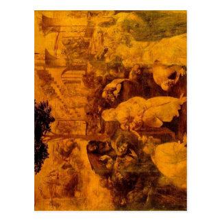 Leonardo da Vinci:    :    ¿L? onard de Vinci: Postales