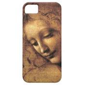Leonardo Da Vinci La Scapigliata iPhone 5 Case