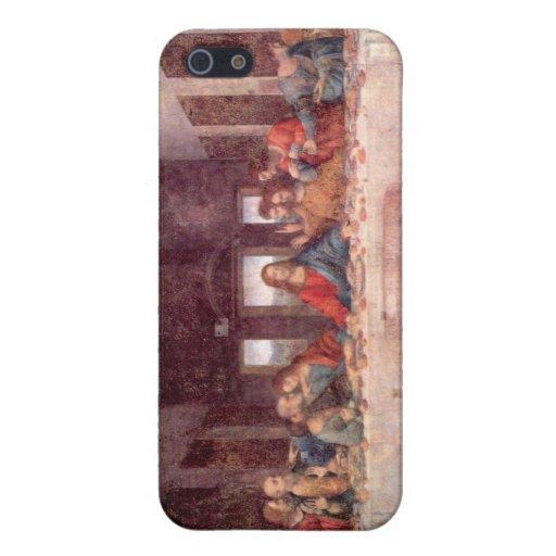 Leonardo da Vinci - la última cena iPhone 5 Protector