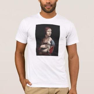 Leonardo Da Vinci - Lady with an Ermine T-Shirt