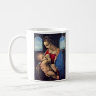 Leonardo da Vinci - Madonna Coffee Mug