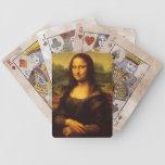 Leonardo da Vinci Mona Lisa Baraja
