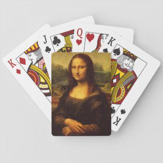 Leonardo da Vinci Mona Lisa Cartas De Juego