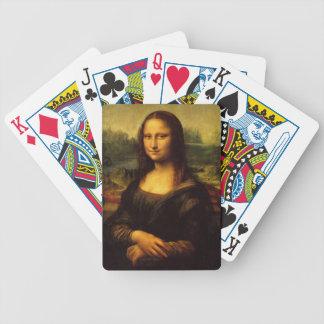 Leonardo da Vinci, Mona Lisa Cartas De Juego