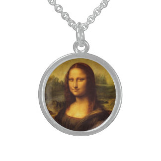 Leonardo da Vinci Mona Lisa Colgante