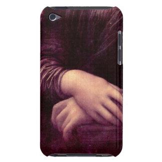 Leonardo da Vinci - Mona Lisa Detail iPod Touch Cases