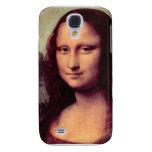 Leonardo da Vinci - Mona Lisa (Detail) Samsung Galaxy S4 Cover