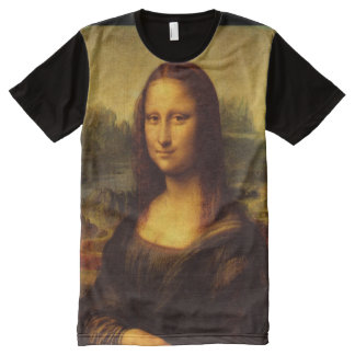 Famous Paintings All Over Print Clothing Apparel Zazzle