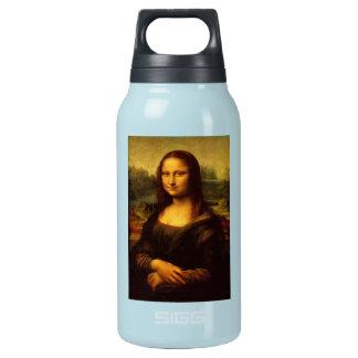 Leonardo Da Vinci Mona Lisa Fine Art Painting Insulated Water Bottle