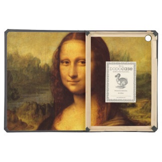 Leonardo Da Vinci Mona Lisa Fine Art Painting iPad Air Case