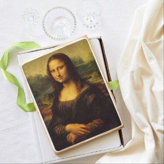 Leonardo Da Vinci Mona Lisa Fine Art Painting Jumbo Cookie