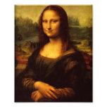 Leonardo Da Vinci Mona Lisa Fine Art Painting Photo Print