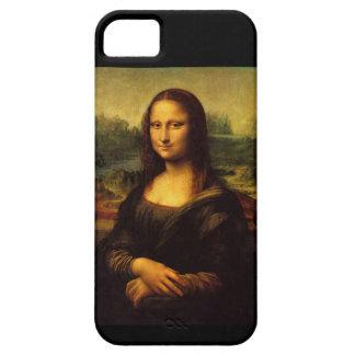Leonardo da Vinci, Mona Lisa iPhone SE/5/5s Case