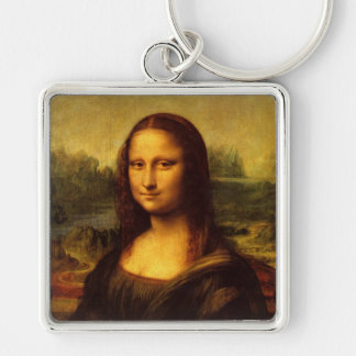 Leonardo Da Vinci Mona Lisa Key Chains
