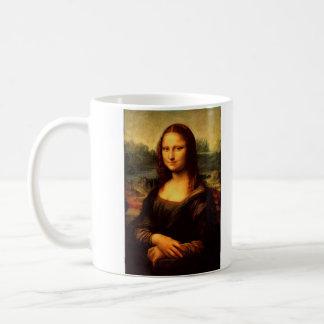 LEONARDO DA VINCI - Mona Lisa, La Gioconda 1503 Coffee Mug