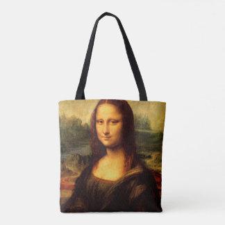 LEONARDO DA VINCI - Mona Lisa, La Gioconda 1503 Tote Bag