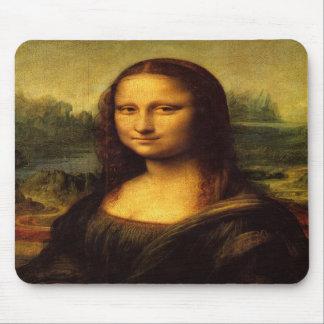 Leonardo Da Vinci  Mona Lisa Mousepad