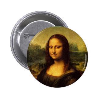 Leonardo da Vinci - Mona Lisa Pins