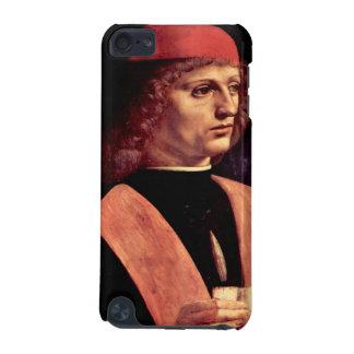 Leonardo da Vinci - Portrait of a musician iPod Touch (5th Generation) Cover
