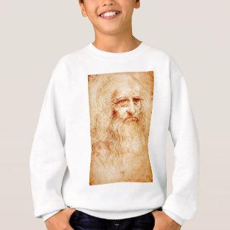 Leonardo da Vinci, purported self-portrait. Sweatshirt