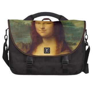 Leonardo da Vinci's Mona Lisa Bag For Laptop