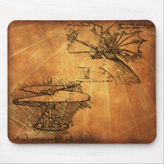 Leonardo da Vinci Tapete De Raton