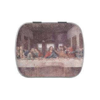 Leonardo da Vinci- The Last Supper Jelly Belly Candy Tin