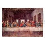 Leonardo da Vinci - The Last Supper Greeting Card