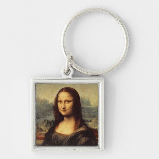 Leonardo da Vinci's Mona Lisa Keychain