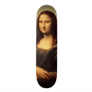 Leonardo da Vinci's Mona Lisa Skateboard Deck