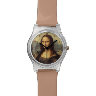 Leonardo da Vinci's Mona Lisa Wristwatch