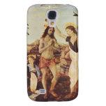 Leonardo de da Vinci - El bautismo de Cristo