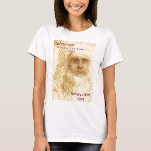 Leonardo Debt Vinci T-Shirt