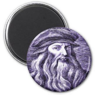 Leonardo Imán Redondo 5 Cm