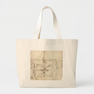 Leonardo Invention Tote Bag